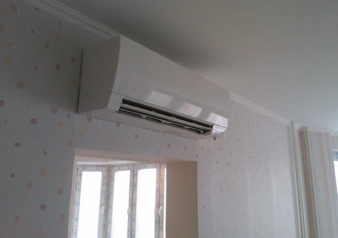 Установить внутренний блок кондиционера после ремонта? https://uyute.ru/product/ustanovka-montazh-vnutrennego-bloka-kondicionera-/